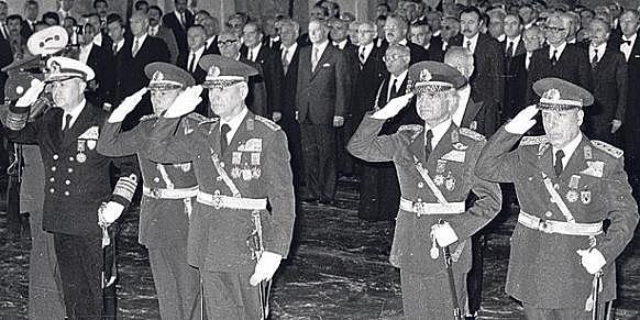[TR] Colpo di Stato in Turchia 1980