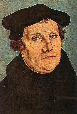 95 stellingen Maarten Luther