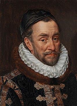 Willem van Oranje in de ban