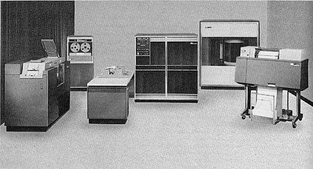 MAQUINA IBM 1401