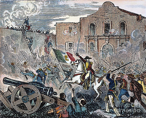 13-Day Siege of the Alamo