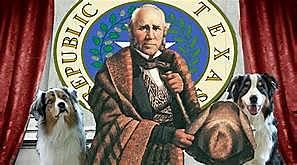 First President of Texas - Sam Houston