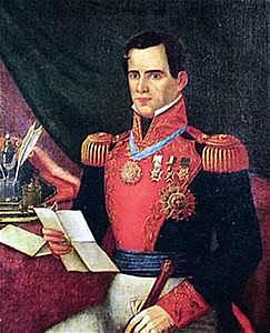 Santa Anna - Restoration of Freedom