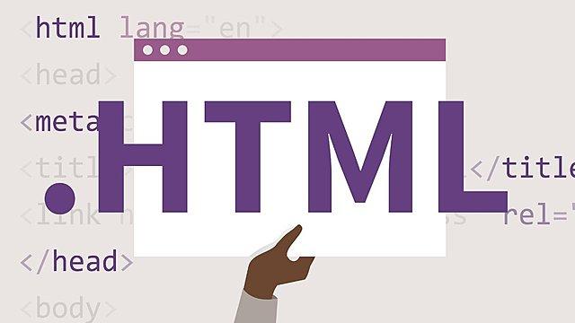 Primer documento formal en HTML