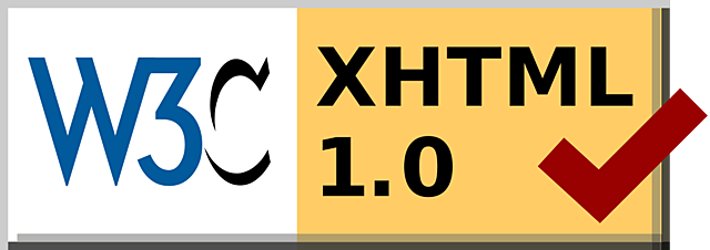 W3C con HTML