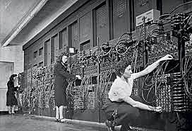 MAQUINA ENIAC