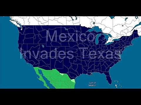 The Mexican Invasion