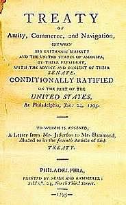 Commerse Treaty