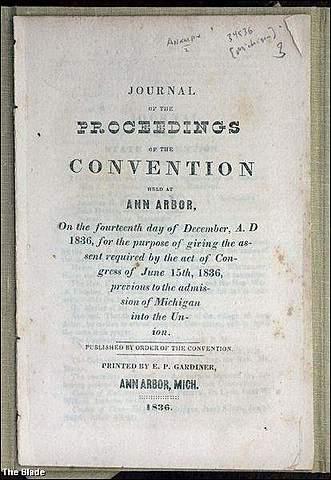Acceptance of Annexation Resolution