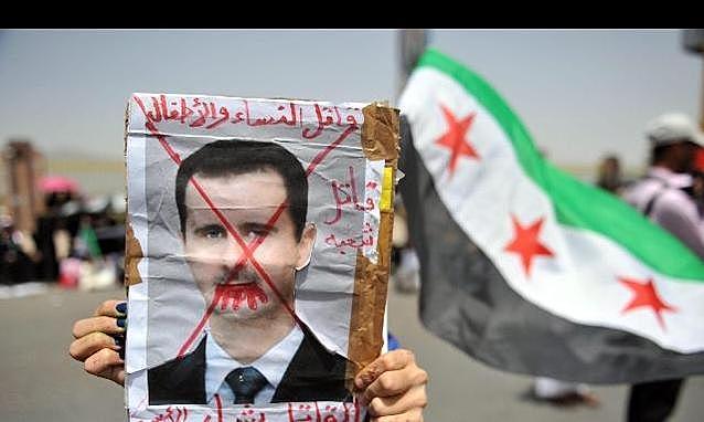 [SYR] Scoppio della Guerra Civile Siriana