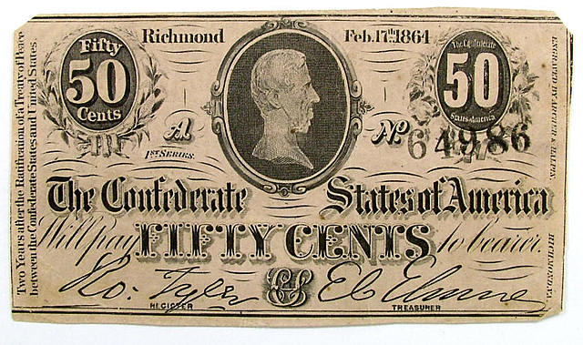 The currency act