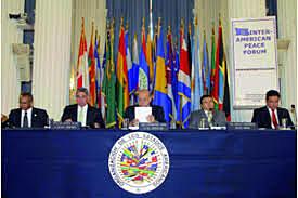 El Foro Interamericano de Paz (2008-Hoy)