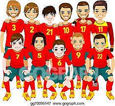 I Made the JV Soccer Team