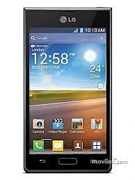 Mi primer móvil (Aurora) LG optimus L7