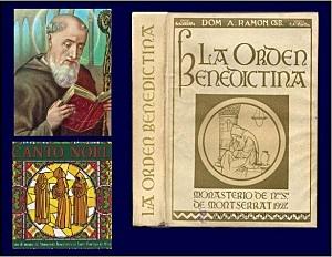 Fundació de l' ordre benedictí