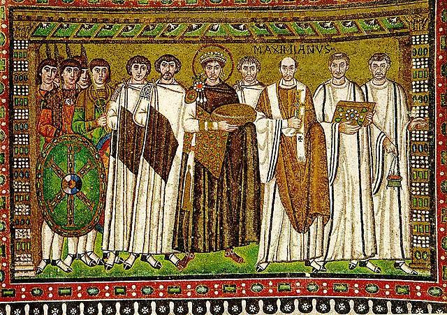 Mandat de Justinià en l'imperi Bizantí.