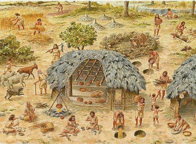 Fin del Neolítico Antiguo en la Península Ibérica