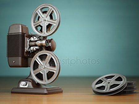 Film Strip Projector