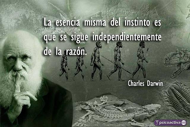Charles Darwin - ¨La expresion de las emociones en los animales y en el hombre¨