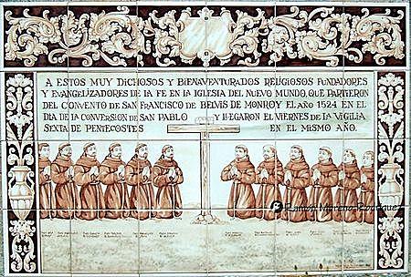 12 Apóstoles,