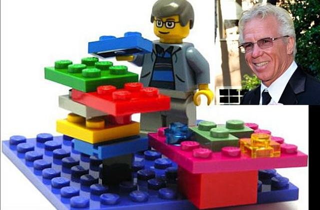 Metáfora del Lego (Hodgins, 2000)