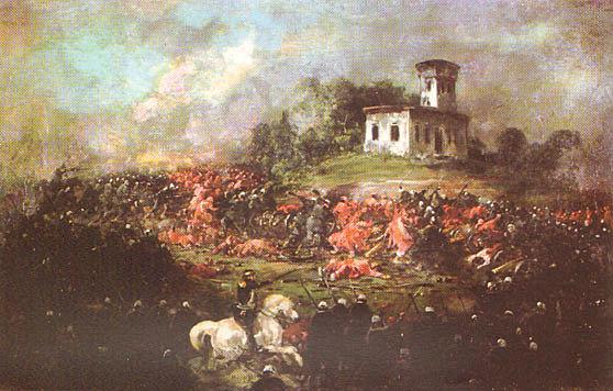 Batalla de Pavon