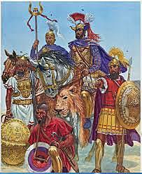 Pueblos colonizadores: Cartagineses.