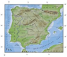 Els musulmans invadeixen la Peninsula Iberica