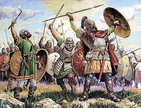 Batalla de Voullié