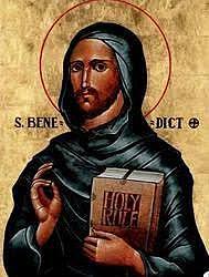 fundació de l'Ordre benedictí (Itàlia).