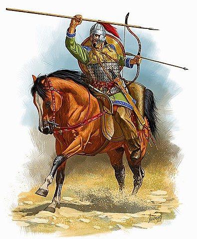 Besilari,general bizantí, destrueix el regne vàndal del nord d'Àfrica.