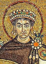 Regnat de Justinià a l'Imperi Bizantí