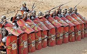 CAIGUDA DEL IMPERI ROMA