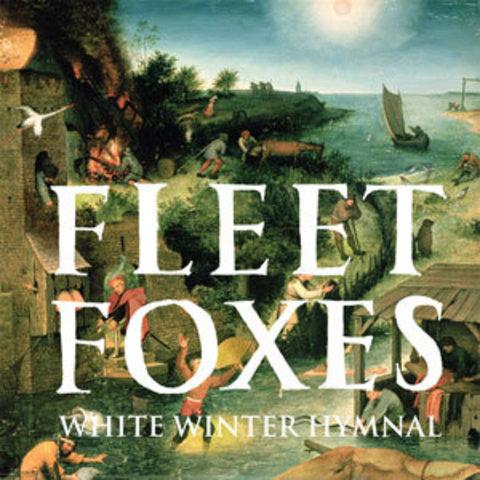 Fleet Foxes' White Winter Hymnal