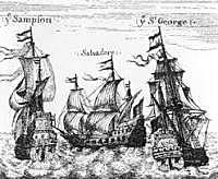 1651 Navigation act