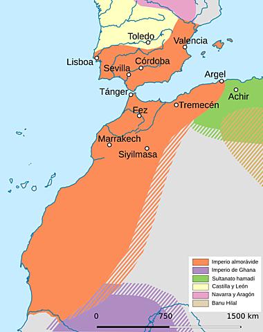 Imperio Almorávide