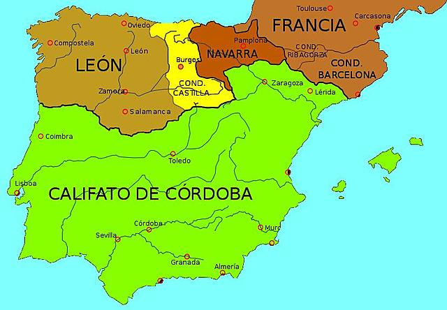 Independencia del Reino de Castilla.