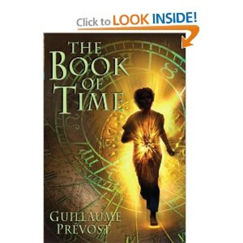 The book of Time I By Guillaume Prevost