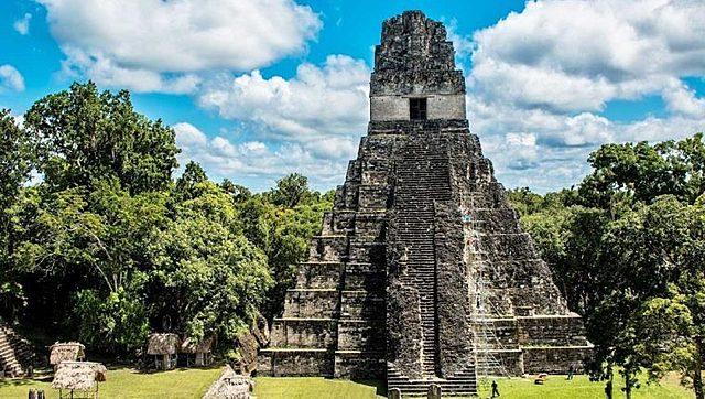 Creixement de Tikal