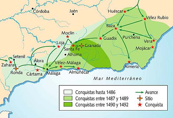 Al-Andalus desaparece.