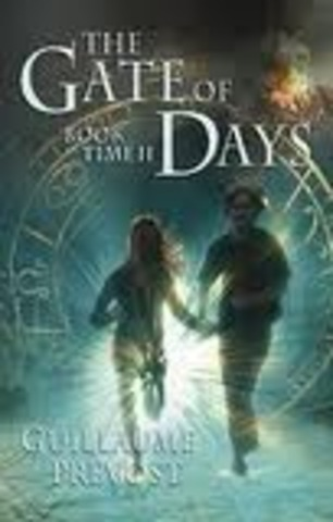 The book of time II: The Gate of Time By Guillaume Prevost