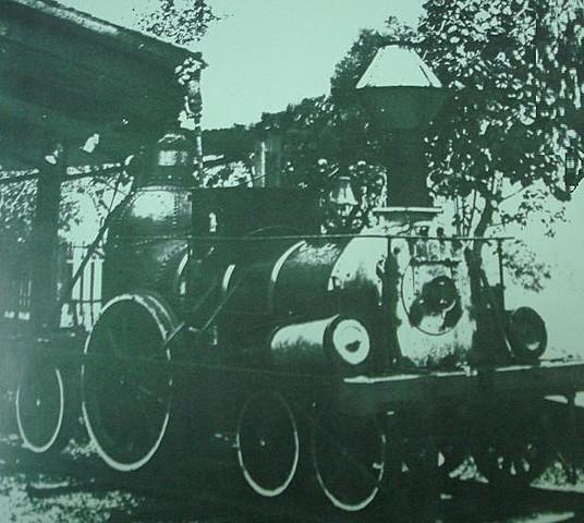 Triunfo Del Ferrocarril
