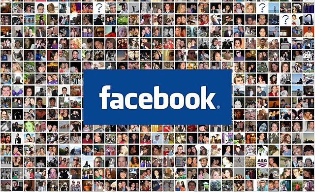 Facebook y la fotografía.
