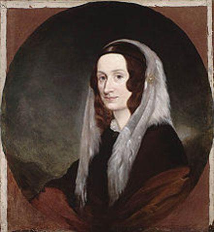Isabella clark-John A Macdoinalds first wife- is born