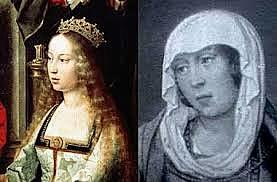Guerra civil por la sucesión al trono de la Corona de Castilla.