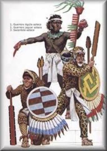 Conquesta dels imperis asteca