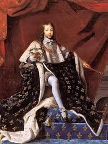 Covern de Lluis XIV