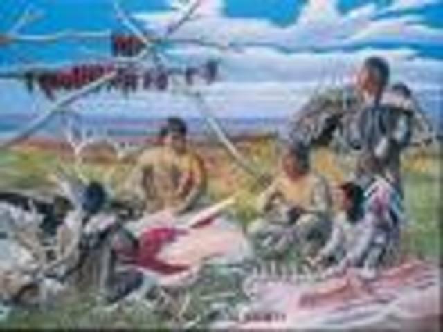 13,000 B.C.