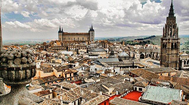 Els vivigots funden Toledo