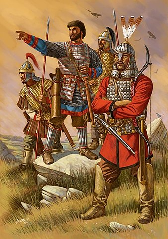 BELISARI, GENERAL BIZANTÍ
